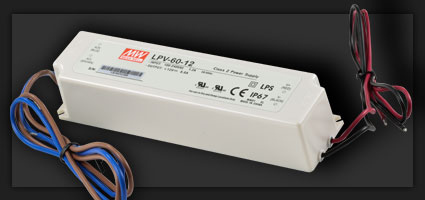 LED Modules - Power Supply